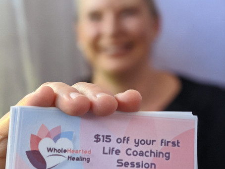 Life Coaching Now Available!