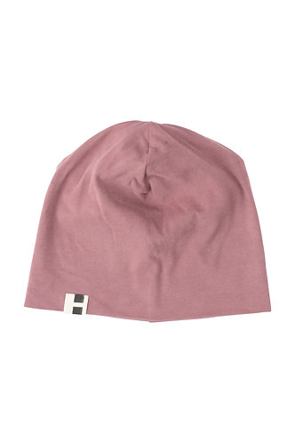 Big double hat (wild rose)