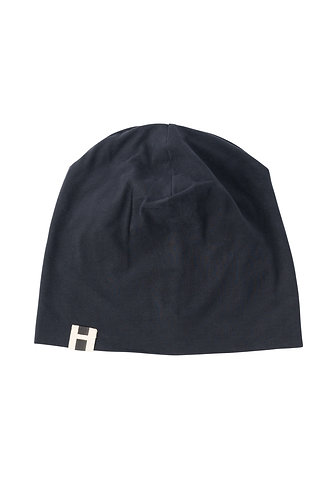 Big double hat (charcoal)