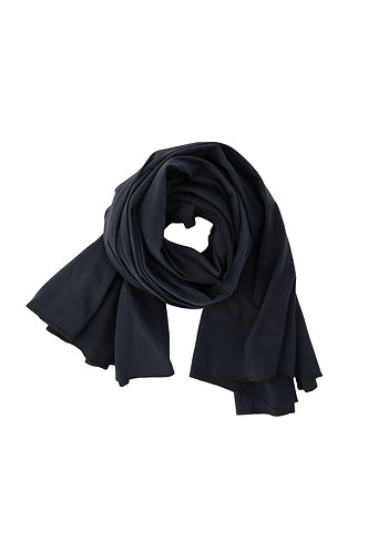 Big scarf (black night)