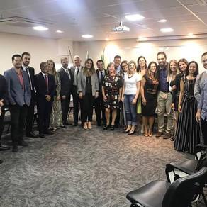 Reunião da Diretoria da ABRACRIM/RS