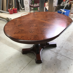 Extendable Dining Table After