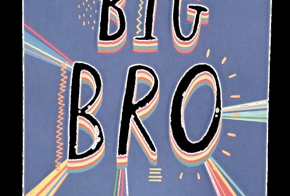 Big Bro Card