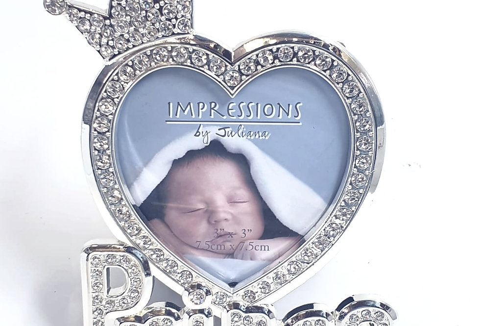 Prince Baby Picture Frame