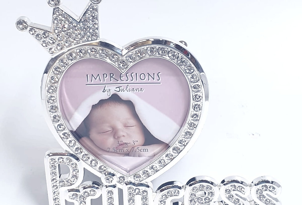 Princess Baby Picture Frame