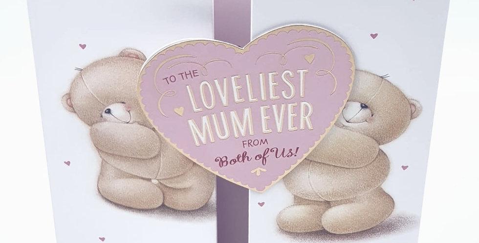 Loveliest Mum Ever Card