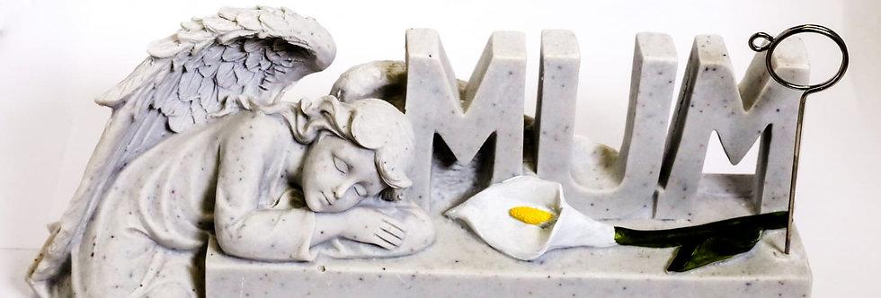 Mum Graveside Stone