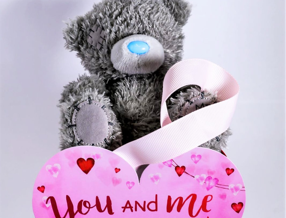 You and Me Teddy