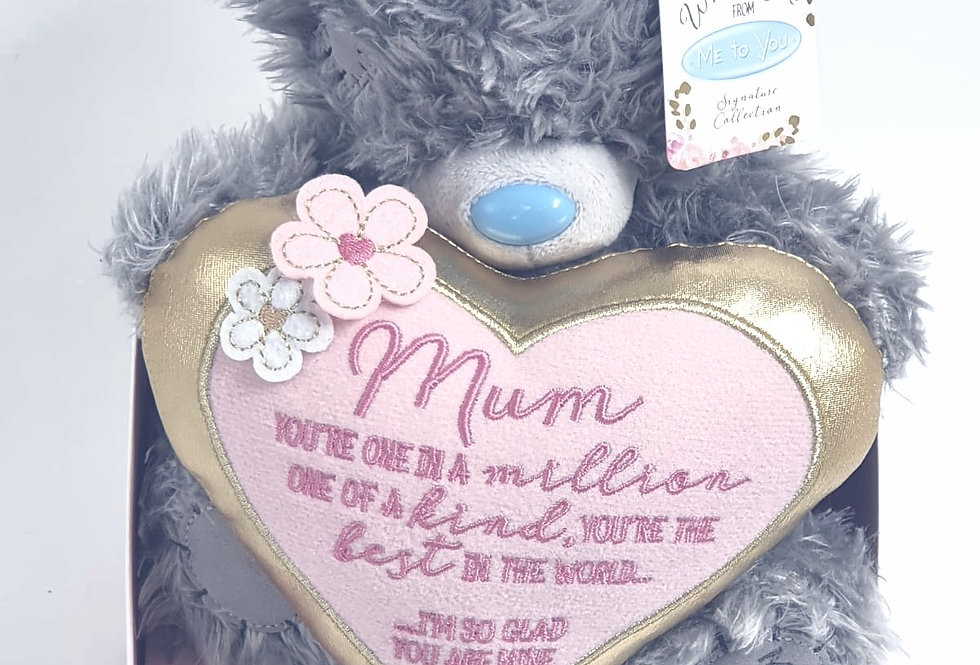 Me To You Mother's Day Mum in a Million Teddy Bear