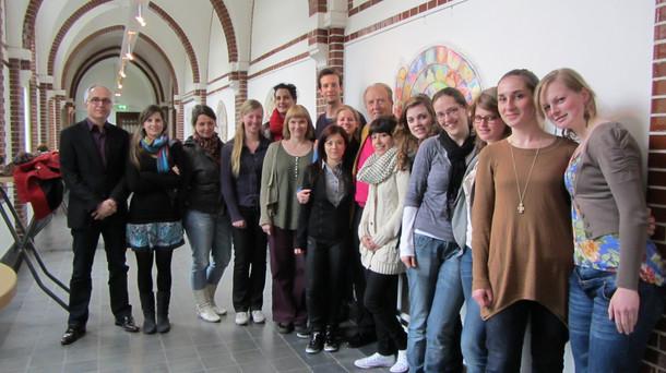 Masterclasses William Bennett at Fontys Conservatorium Tilburg