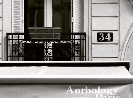 Anthology Paris