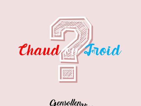 Chaud ou Froid? - Comment soulager ses douleurs?