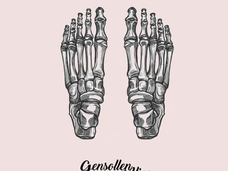 [1er episode] Le pied - L'anatomie