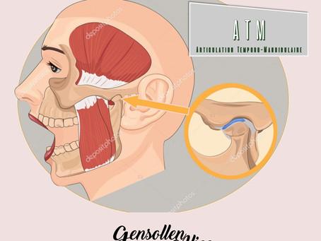 Articulation Temporo-Mandibulaire ou ATM ou Machoire - liens en Ostéopathie