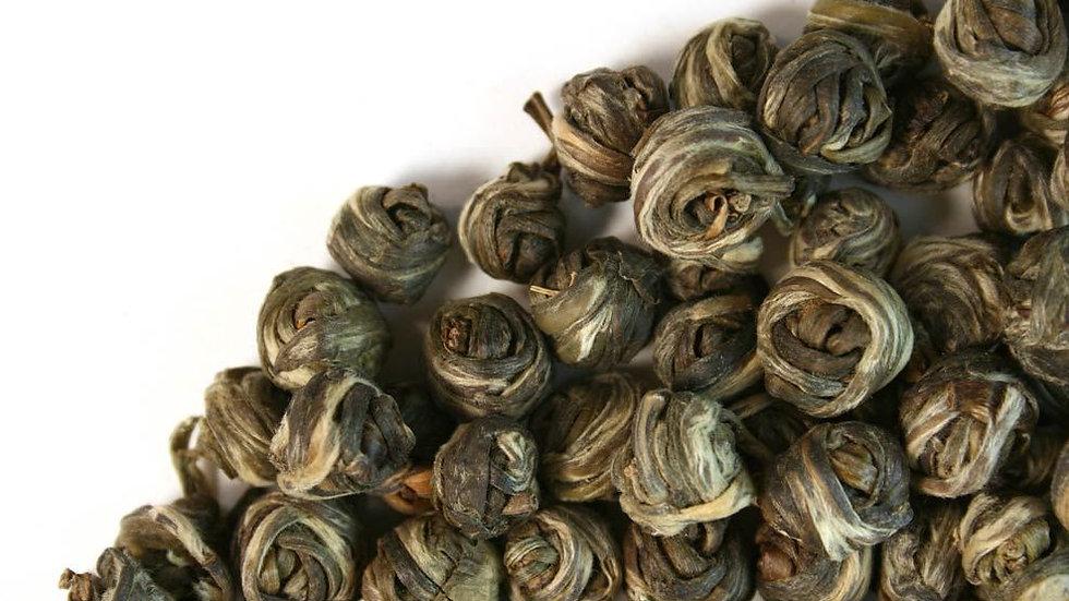 Jasmine Pearl Tea, Incredibly Fragrant, Green Tea