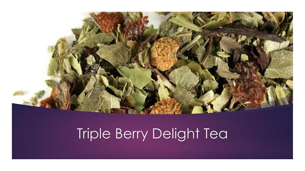Triple Berry Herbal Tea