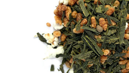 Genmaicha Tea, Thyroid Support, Focus and Relaxation, Diabetes Support