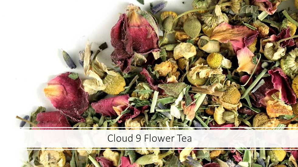 Cloud Nine Flower Tea