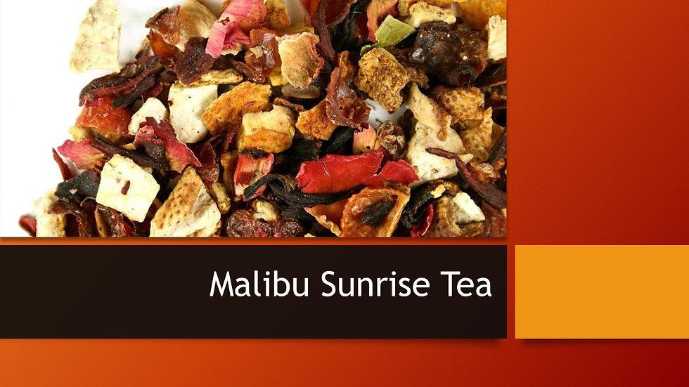 Malibu Sunrise Citrus Tea