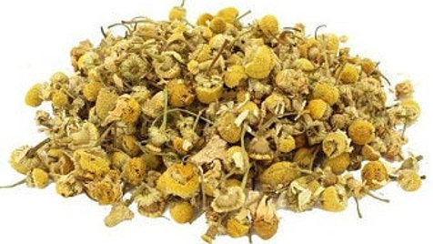 Chamomile Flower, Certified Organic