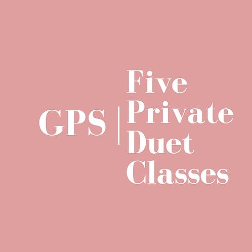 Five Private Duets