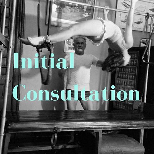Initial Consultation (Studio Classes)