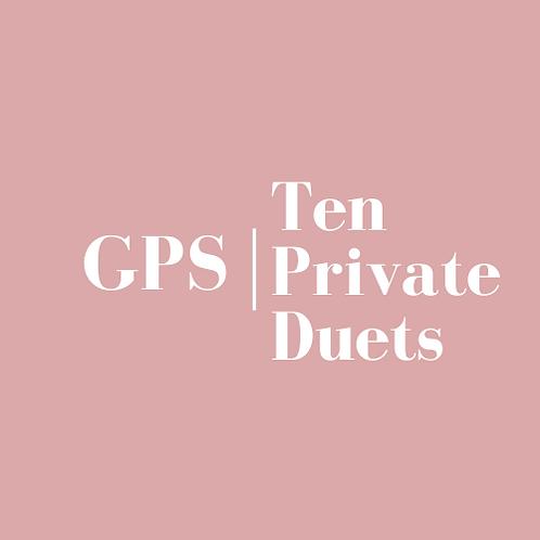 Ten Private Duets