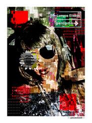 ARTE N.28 - ENTRE 4 PAREDES – SHEILA – 2020 – FINE ART – 67,5 X 90 cm