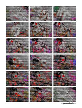 ARTE N.1 - ENTRE QUATRO PAREDES - SEQUEL – 2020 - FINE ART – 69 x 91 cm –