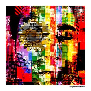 ARTE N.32 - ENTRE 4 PAREDES – METAMORPHOSIS – 2020 – FINE ART – 75 X 75 cm
