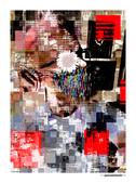 ARTE N.12 - ENTRE QUATRO PAREDES – IDENTIDADE– 2020 – FINE ART - 67,5 x 90 cm