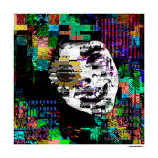 GAROTA EM PIXEL (PIXEL GIRL) – COD 005.IOA.2020