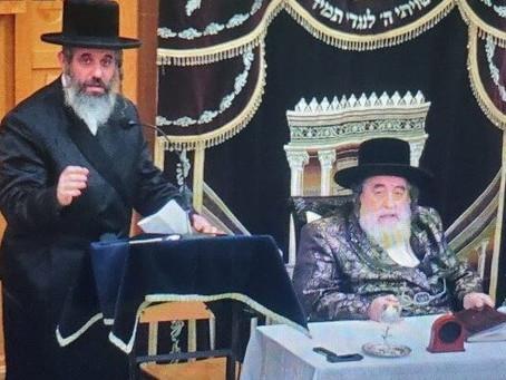 "הגה""צ אב""ד וויזניץ-אשדוד שליט""א - הרב יצחק ישעי' האגער שליט""א"