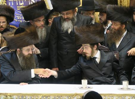 """שמחת הבר מצוה לבן סאדיגורא-ירושלמ'ע רבי שליט""""א"""