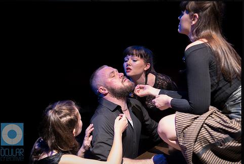 Macbeth. Director Ross McGregor