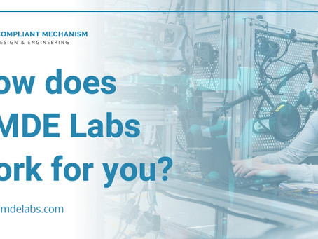 How does CMDE Labs work for you?