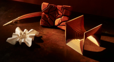 Modern life of origami