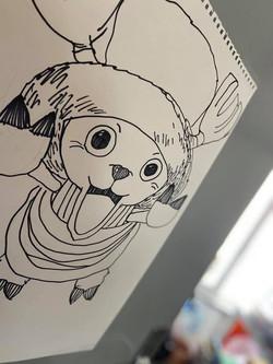 L'école de dessin à Suresnes