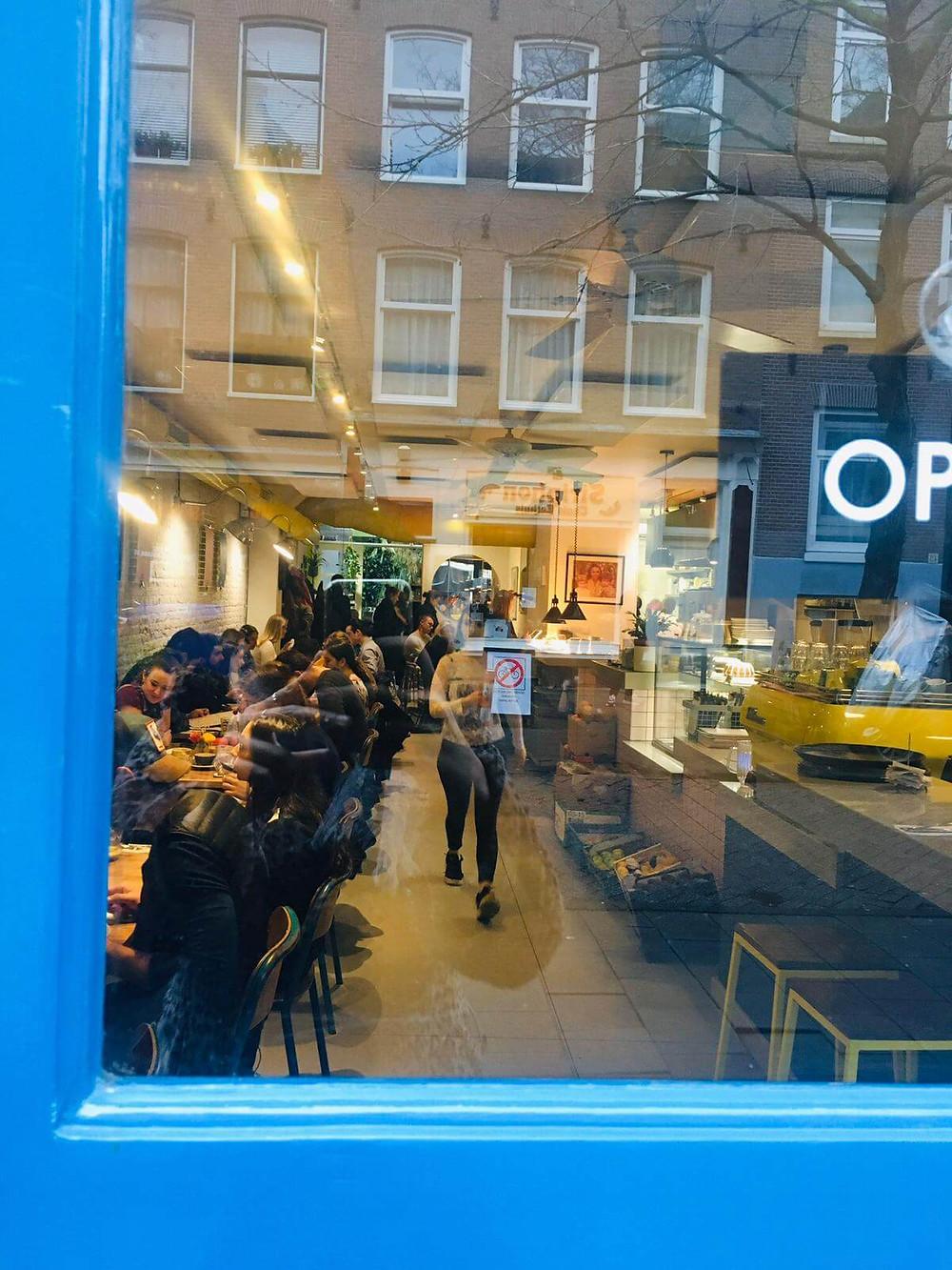 מעדנייה נודדת- קייטרינג אורבני \ אמסטרדם: 7 המלצות ששווה להכיר ולטעום