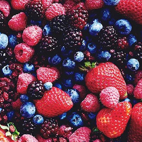 מתכון לריבת תותים, פטל ואוכמניות ביתית ומעלפת