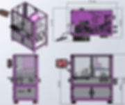 KSD HOT STAMPING & LABELING MACHINE