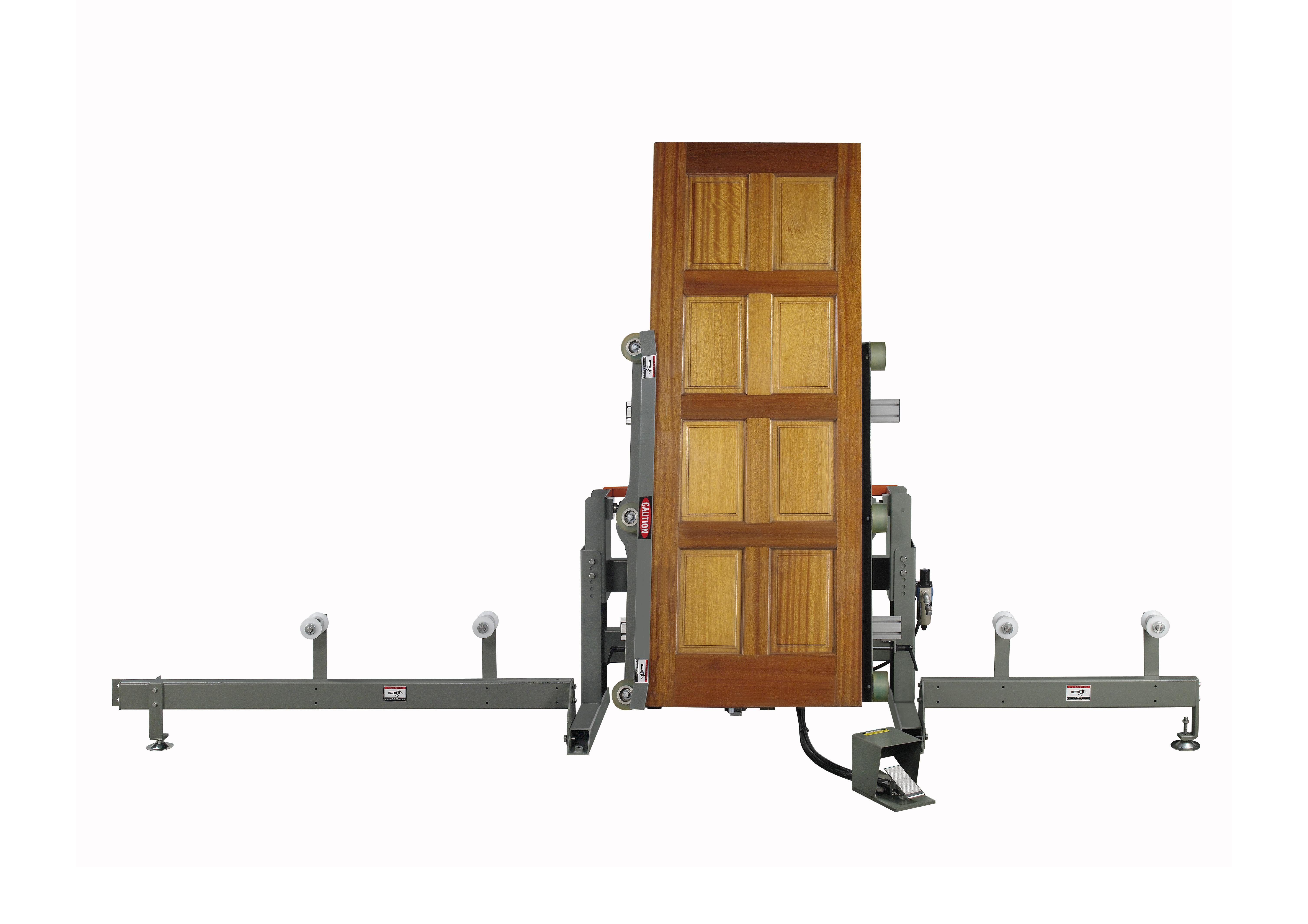 LW-540  VERTICAL DOOR UNLOADER