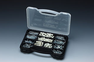 CHIPBOARD SCREW & NYLON PLUG ASSORTMENT