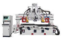 雙台面 CNC 複合加工機