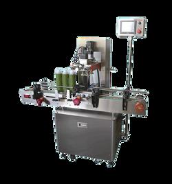 自動側旋式鎖蓋機 (雙伺服馬達) CP-155
