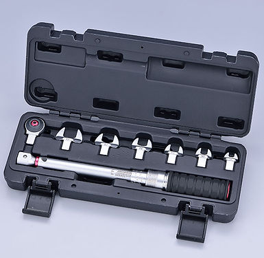 JSR-31X2D29K1 8pcs Head Interchangeable New Lock Torque Wrench Set