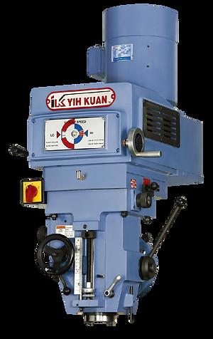 IK-5VA 砲塔銑頭 /無段變速
