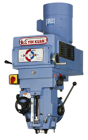 IK-5VA Vertical Turret Milling Heads /Variable Speed Head