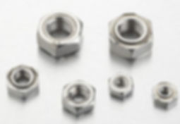 HEX WELD NUTS DIN929