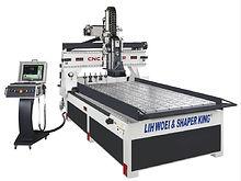 LH-510-SS CNC Machine Center
